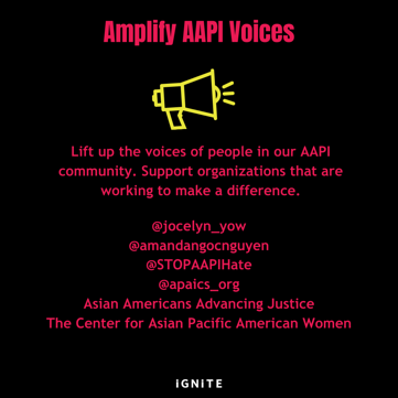 Amplify AAPI Voices