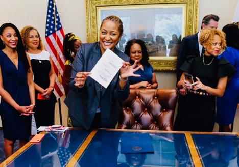 CROWN_Act_California_Signing