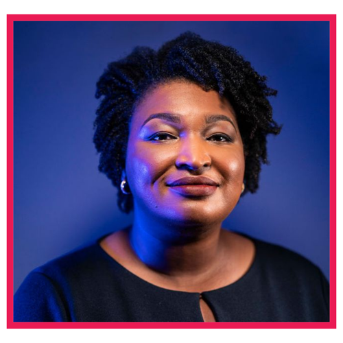 Stacey Yvonne Abrams timeline ignite national