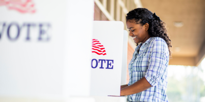National Voter Registration Day is a nonpartisan civic holiday celebrating our democracy.