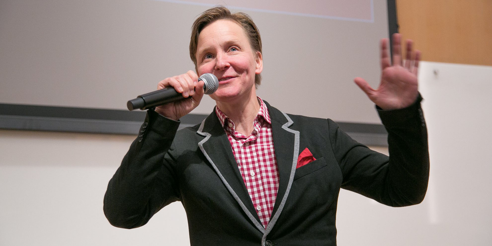 Kristin Hayden, Chief Partnership Officer