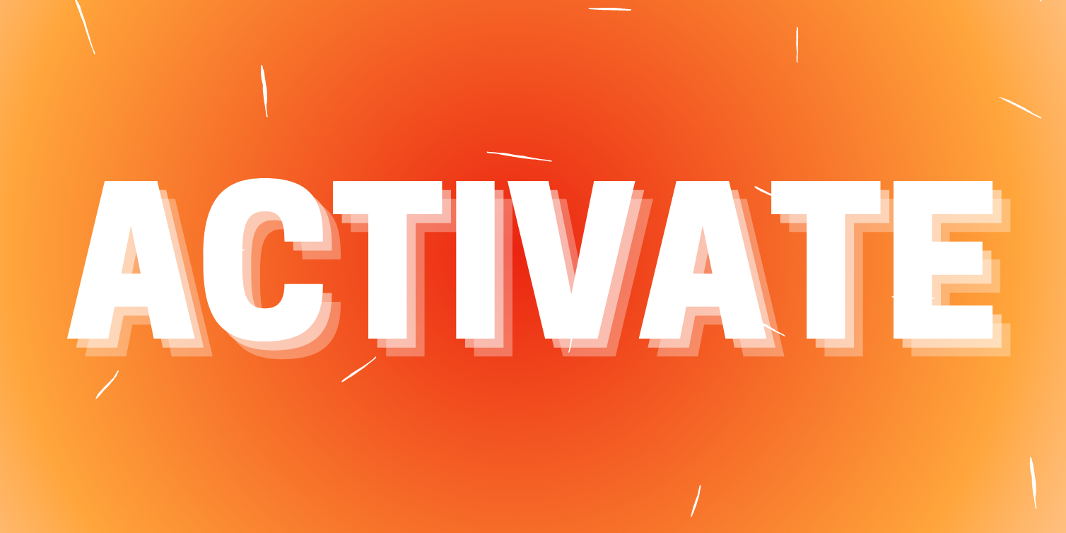 Play ACTIVATE to see where you fall on the spectrum