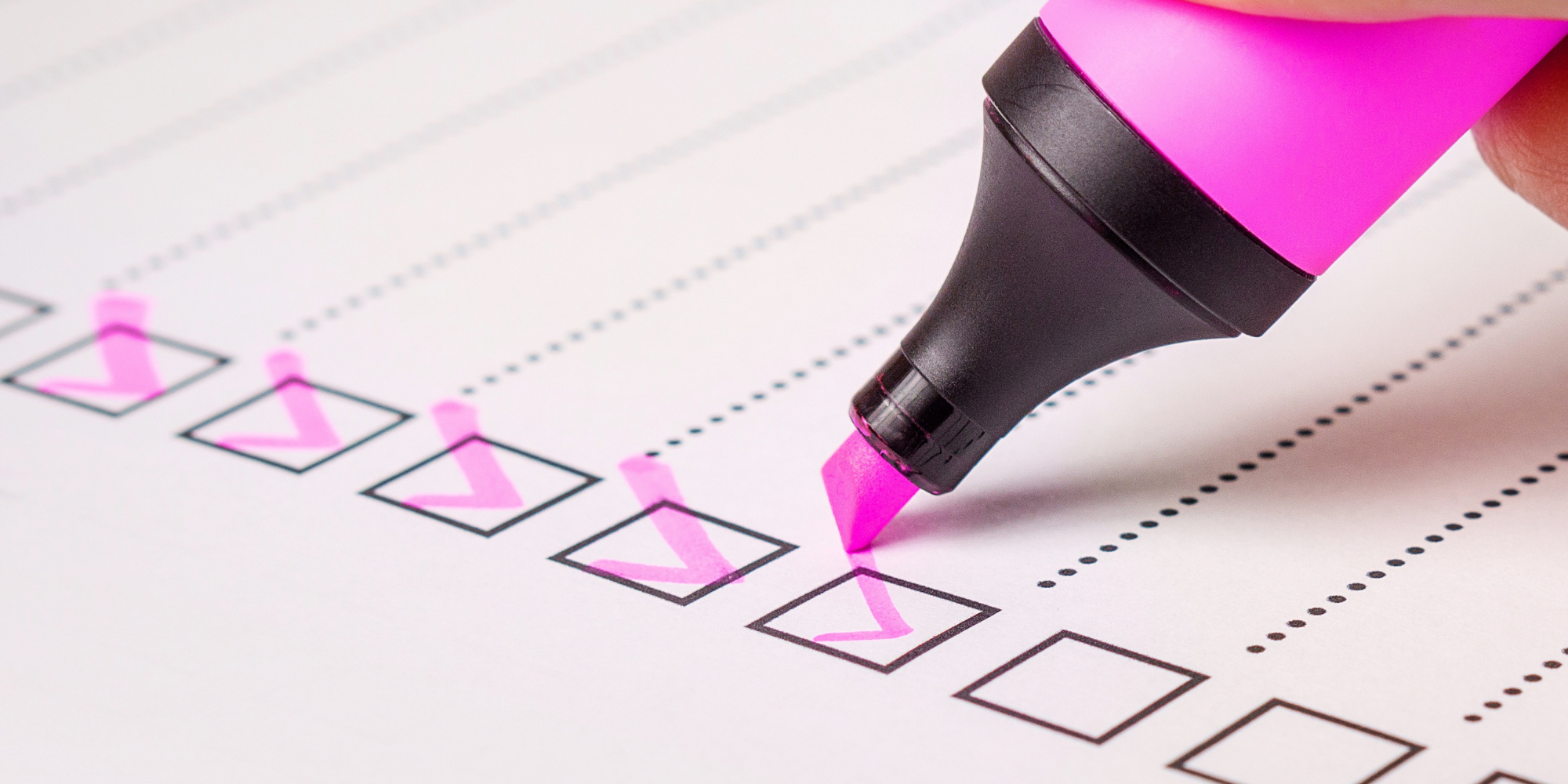 Creating your personal and political to-do list