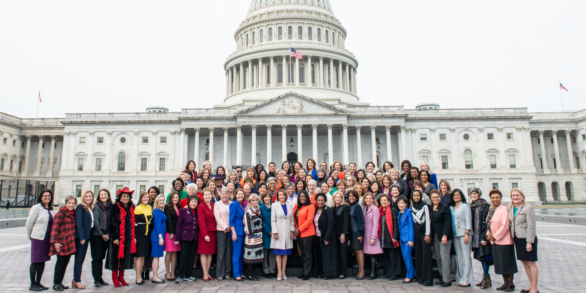 Women in the 116th Conrgess
