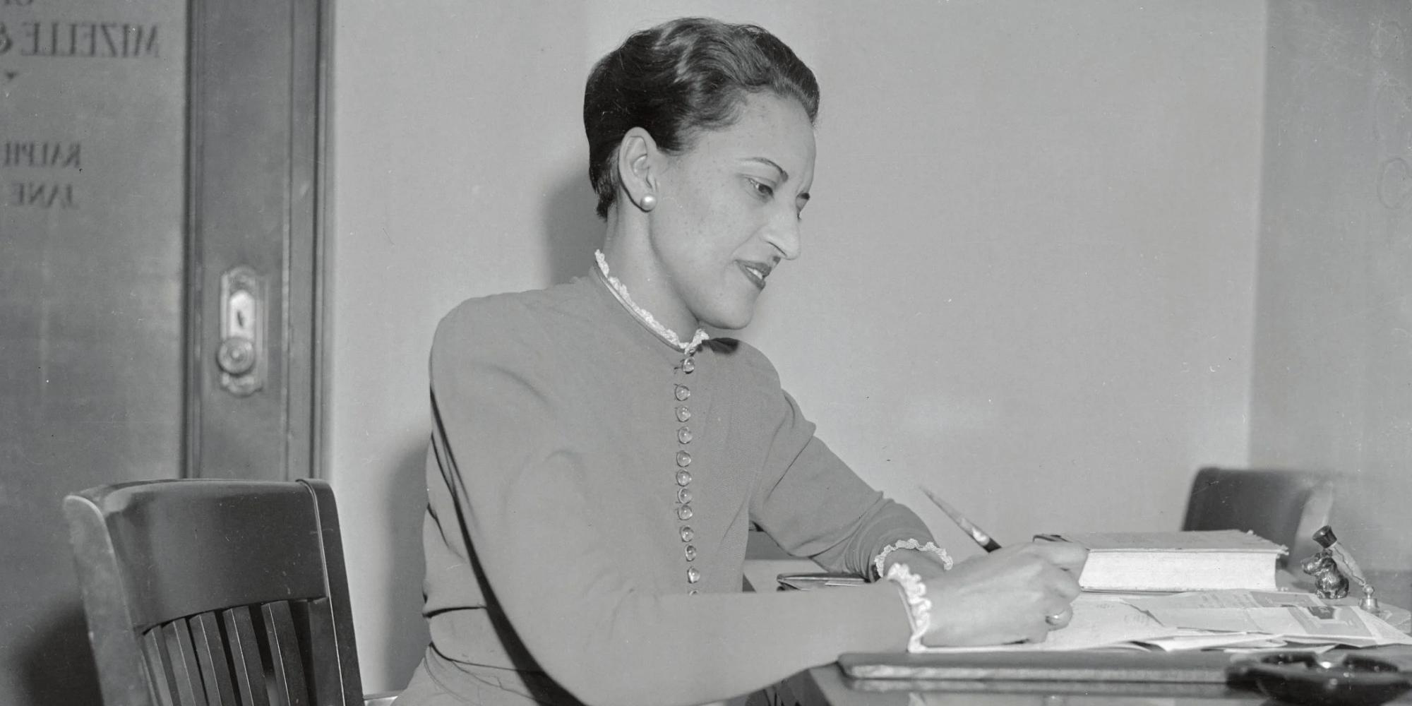 Jane Bolin