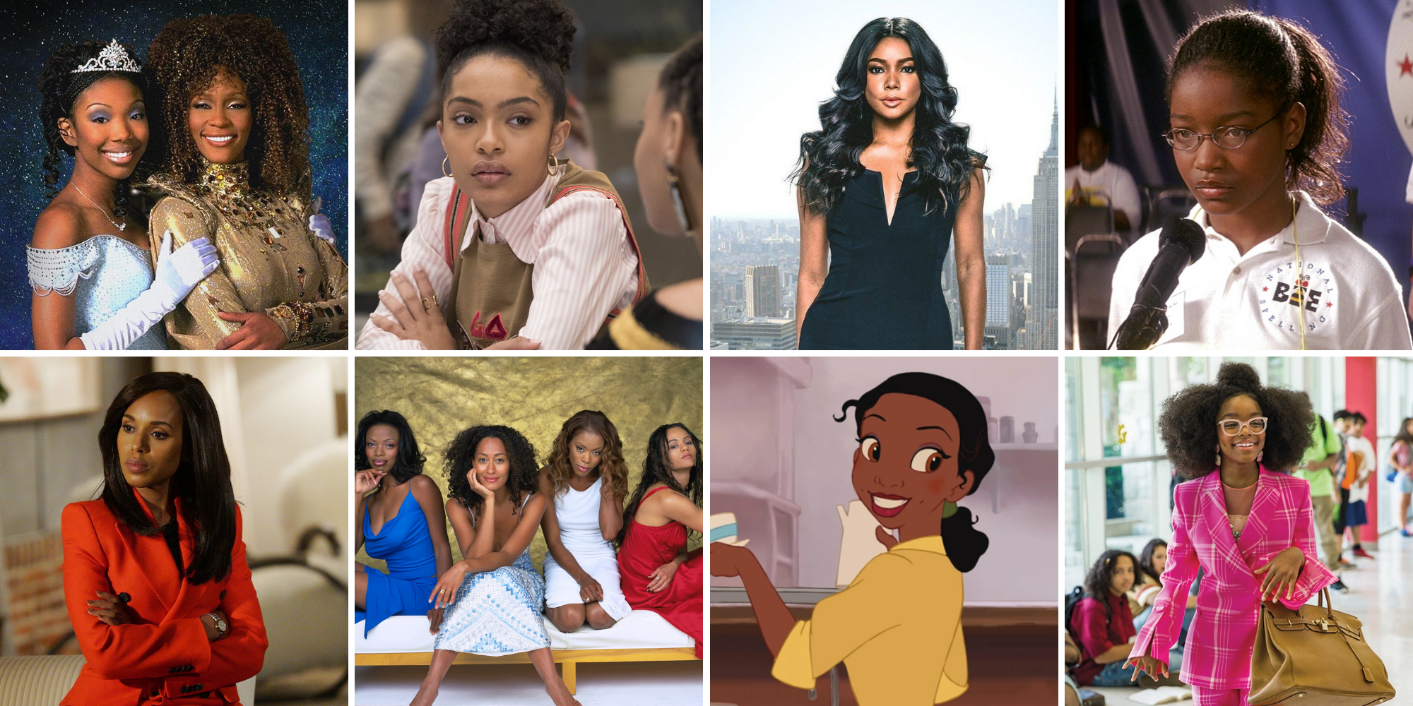 Shows and movies to watch that center Black women