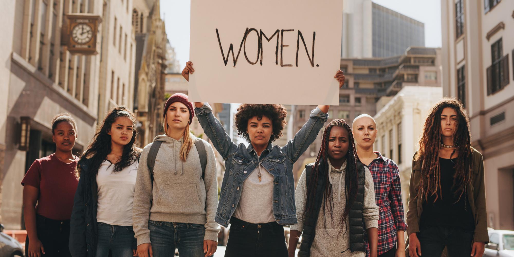 Women's herstory in the making