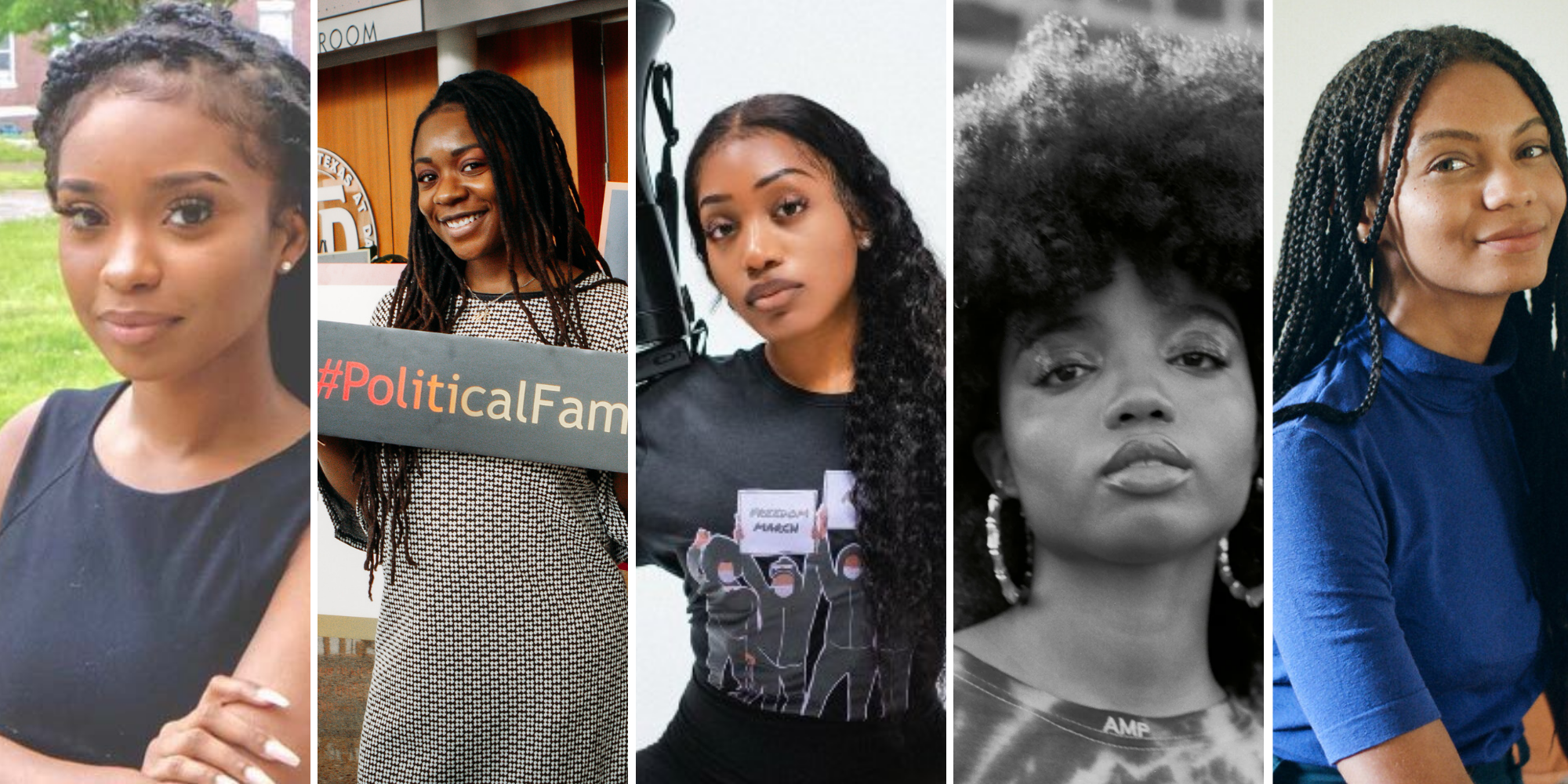 Meet the young Black activists advocating for change