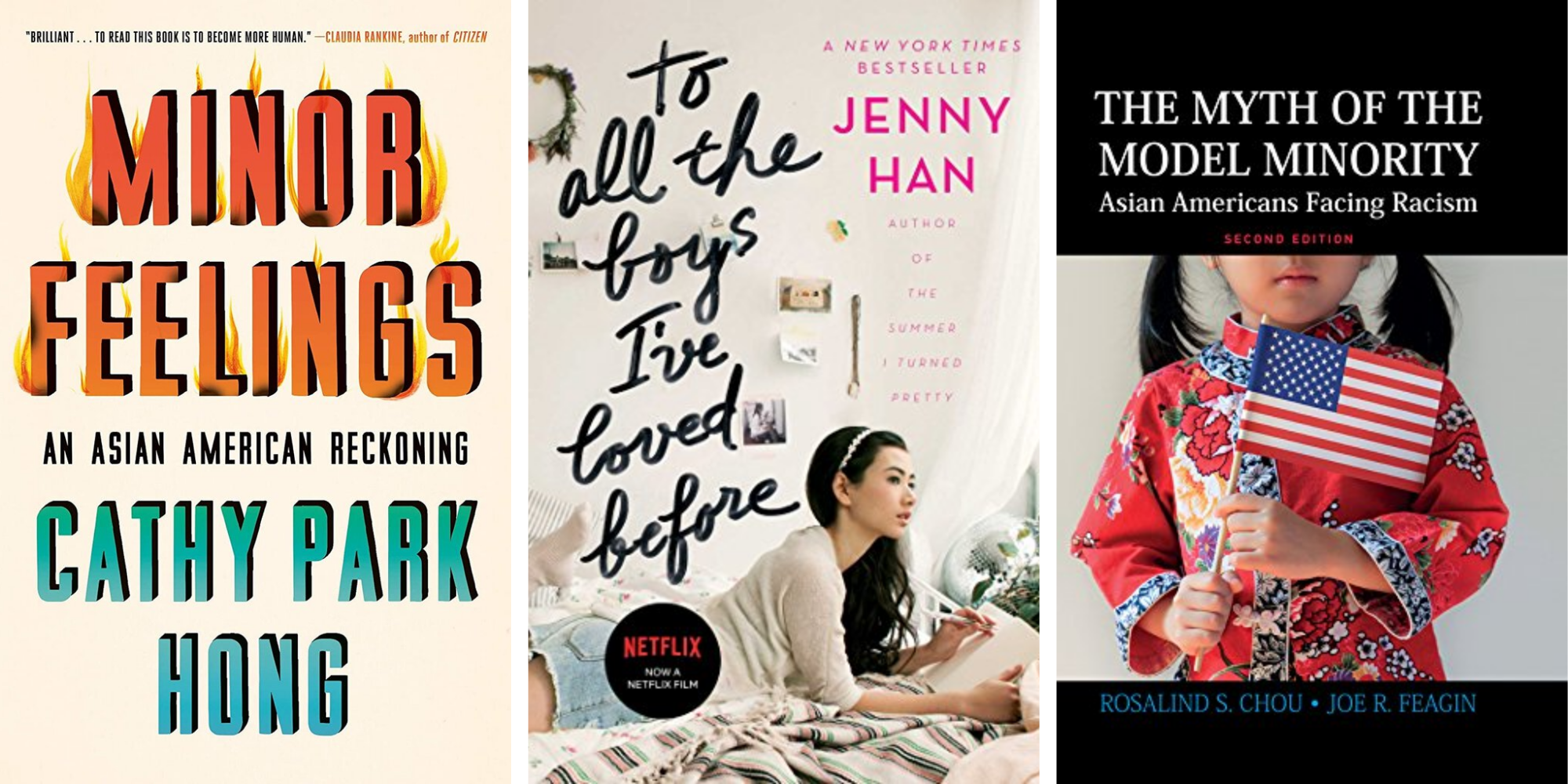 Recommended reads for #AAPIHeritageMonth