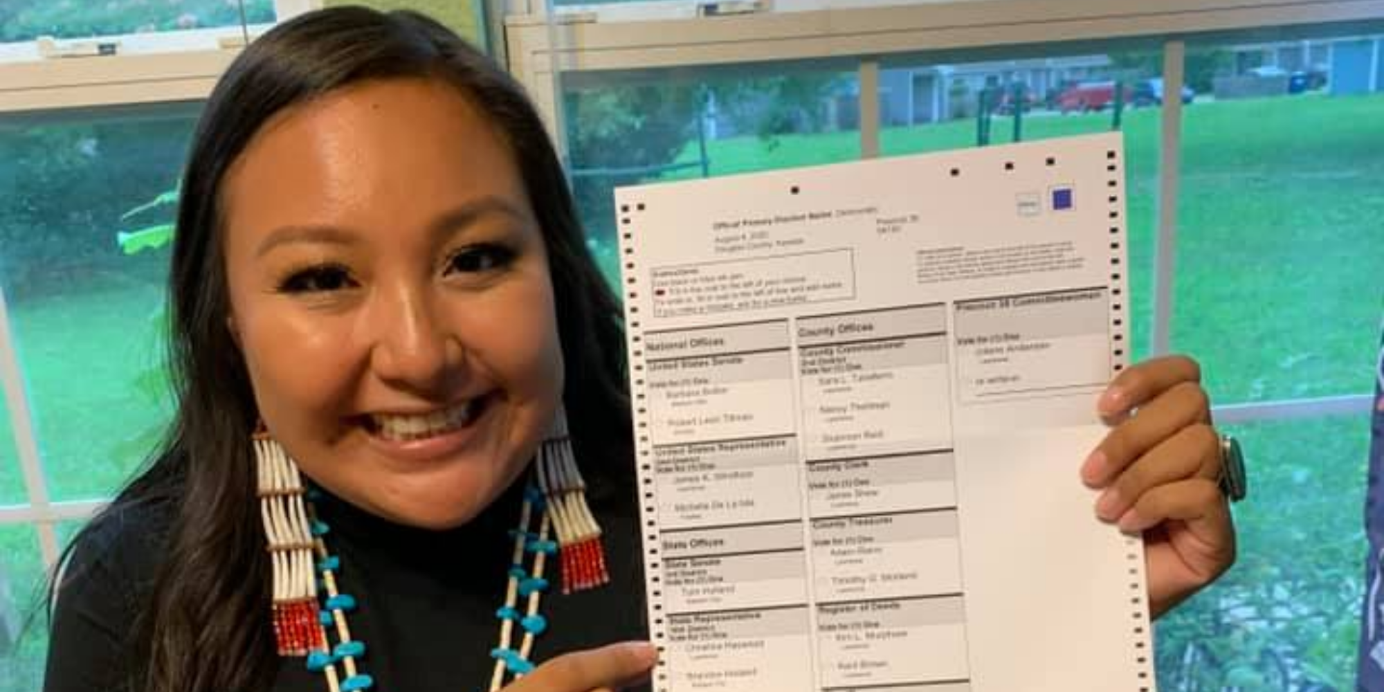 Indigenous Peoples & Voting: A Look Backwards & Forwards