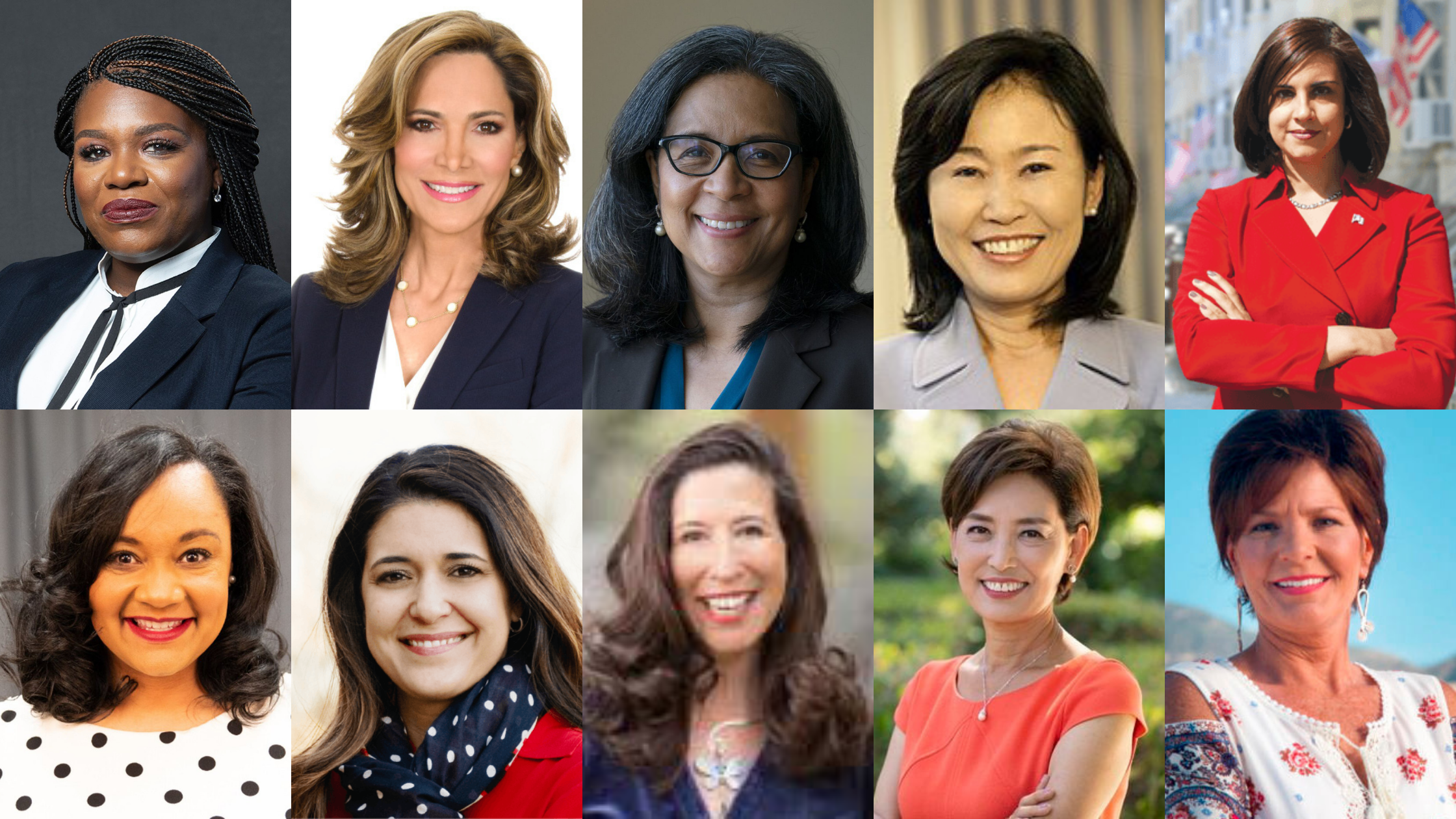A record number of women ran for office in 2020, passing the record set in the 2018 midterm election. Check out some of the firsts in the 117th Congress.