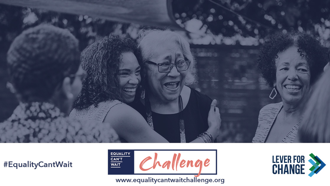 IGNITE – the largest and most diverse young women's political leadership program in the country- Named Equality Can't Wait Challenge Finalist.