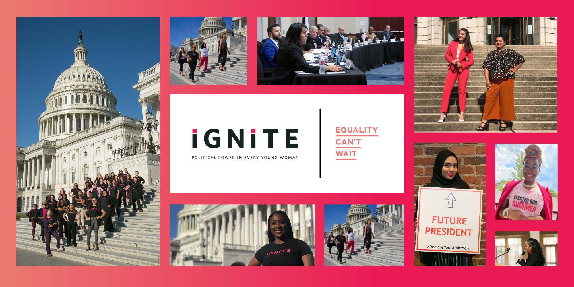 IGNITE named as Equality Can't Wait Challenge award recipient