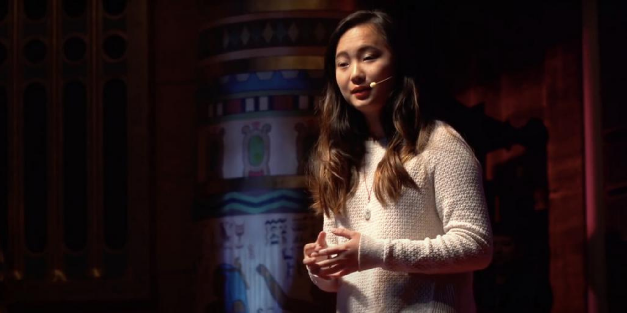 I am not your Asian Stereotype by  Canwen Xu at TEDxBoise