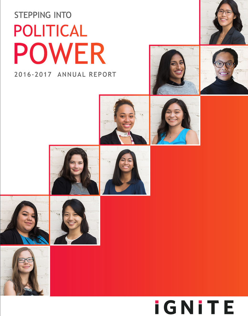 Ignite national annual report stepping into political power