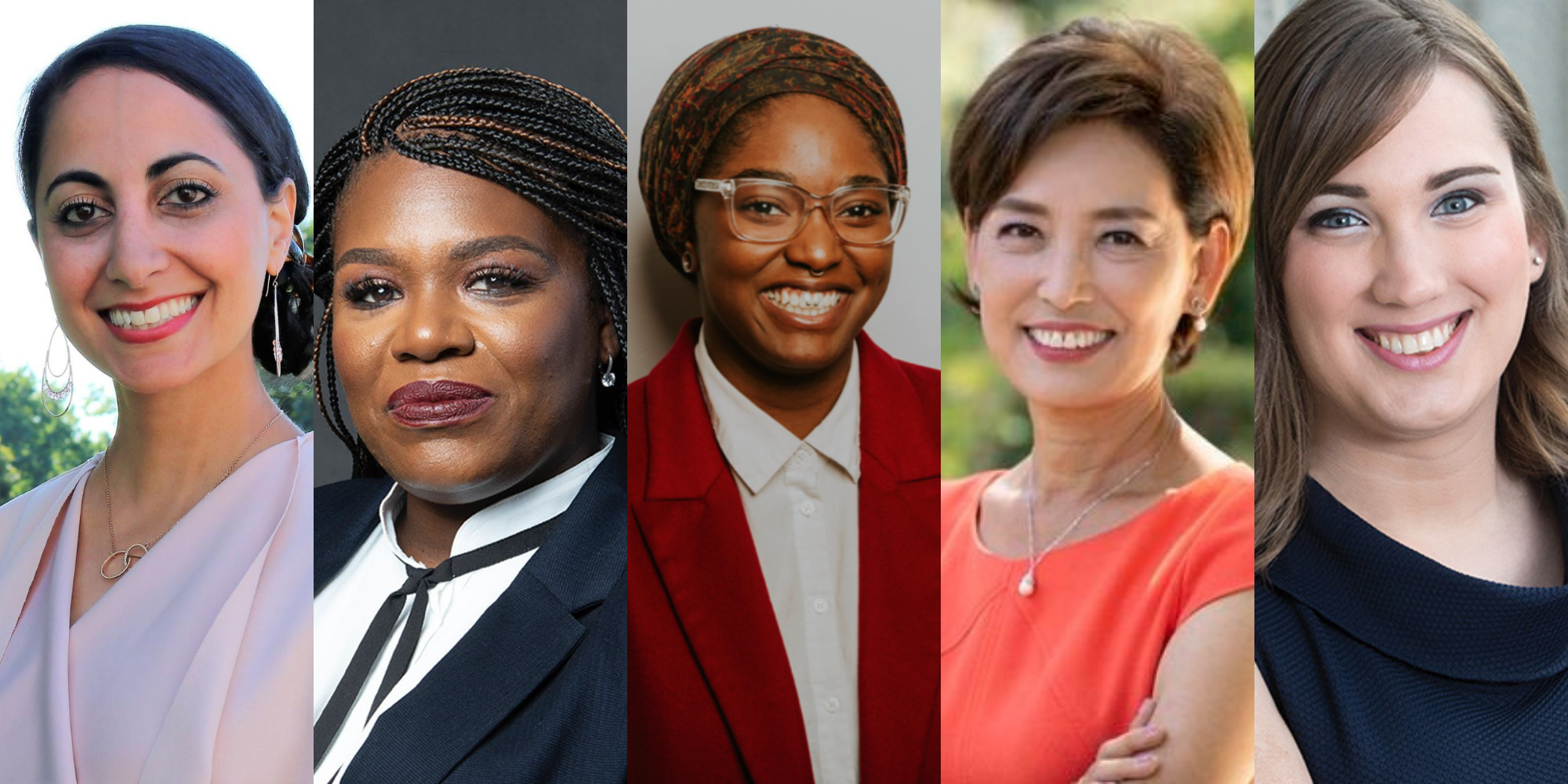 The womxn who just made history ignite national election 2020