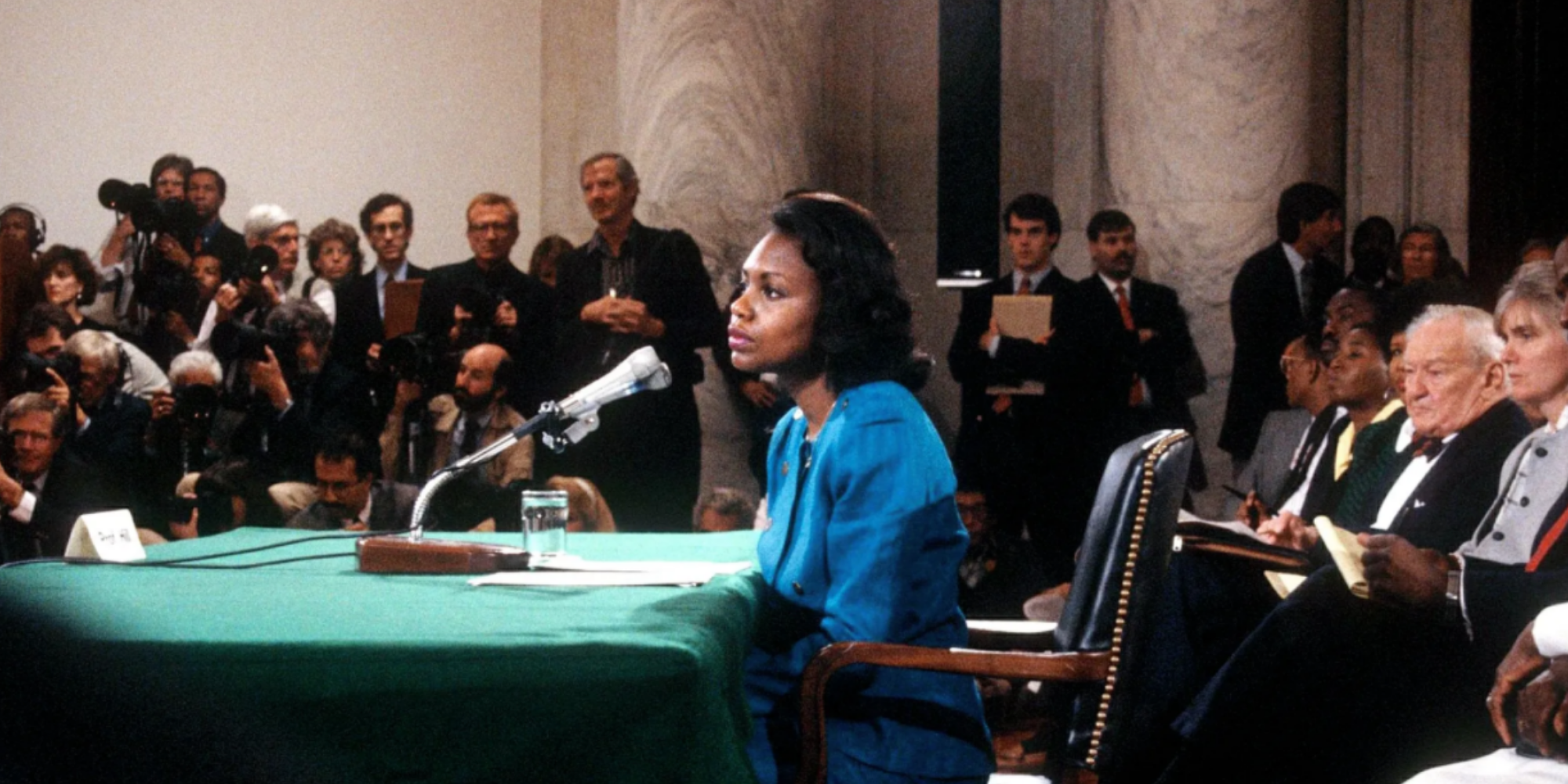 One of the first women to make waves in bringing awareness to workplace sexual misconduct was Anita Hill.