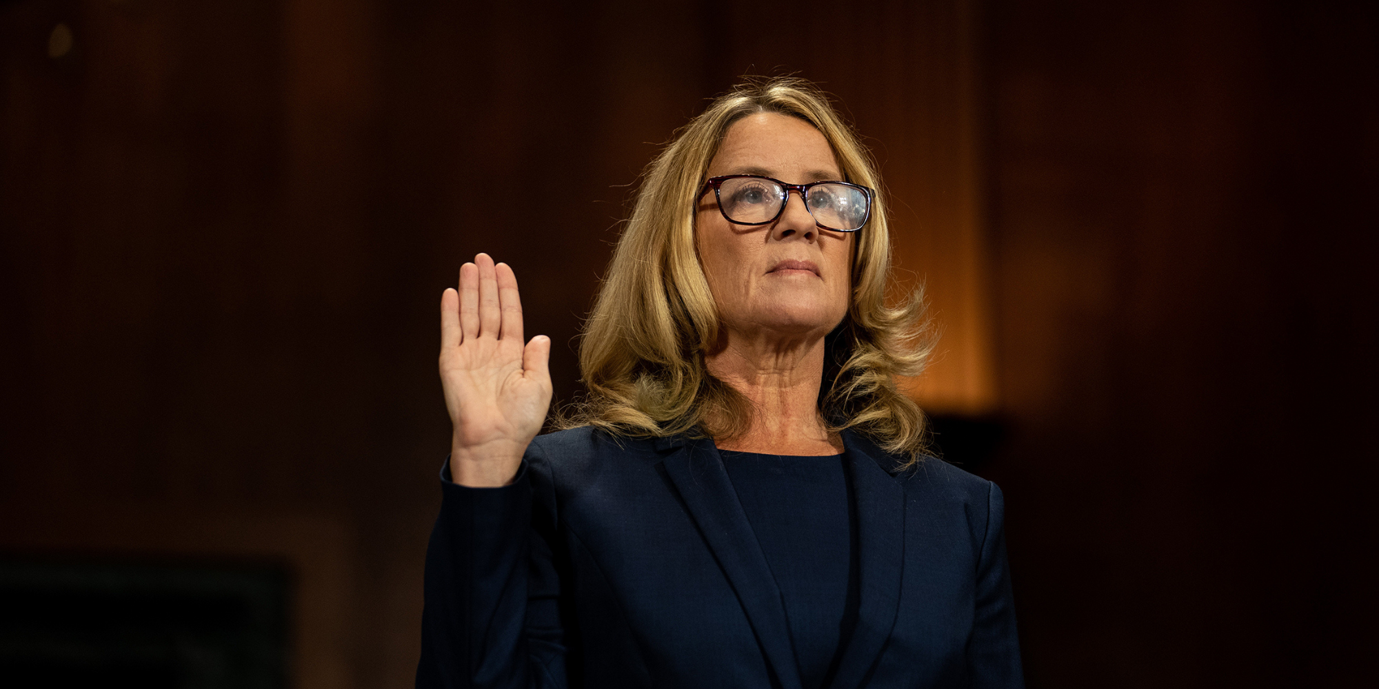 We Should Be Heard: Christine Blasey Ford's Voice in Politics
