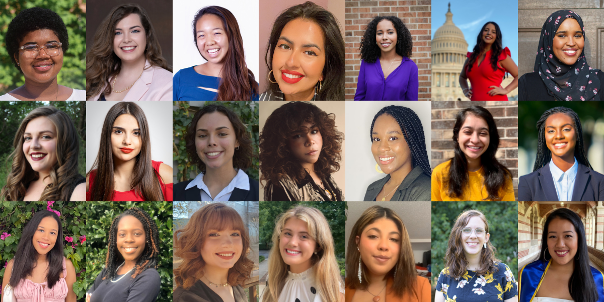 Welcome IGNITE's 2021-2022 Fellows!
