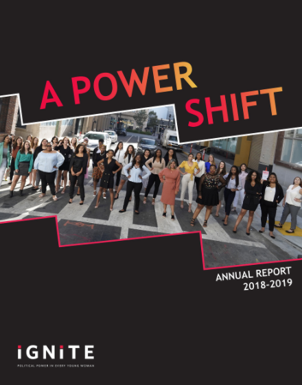 ignite national a power shift annual report