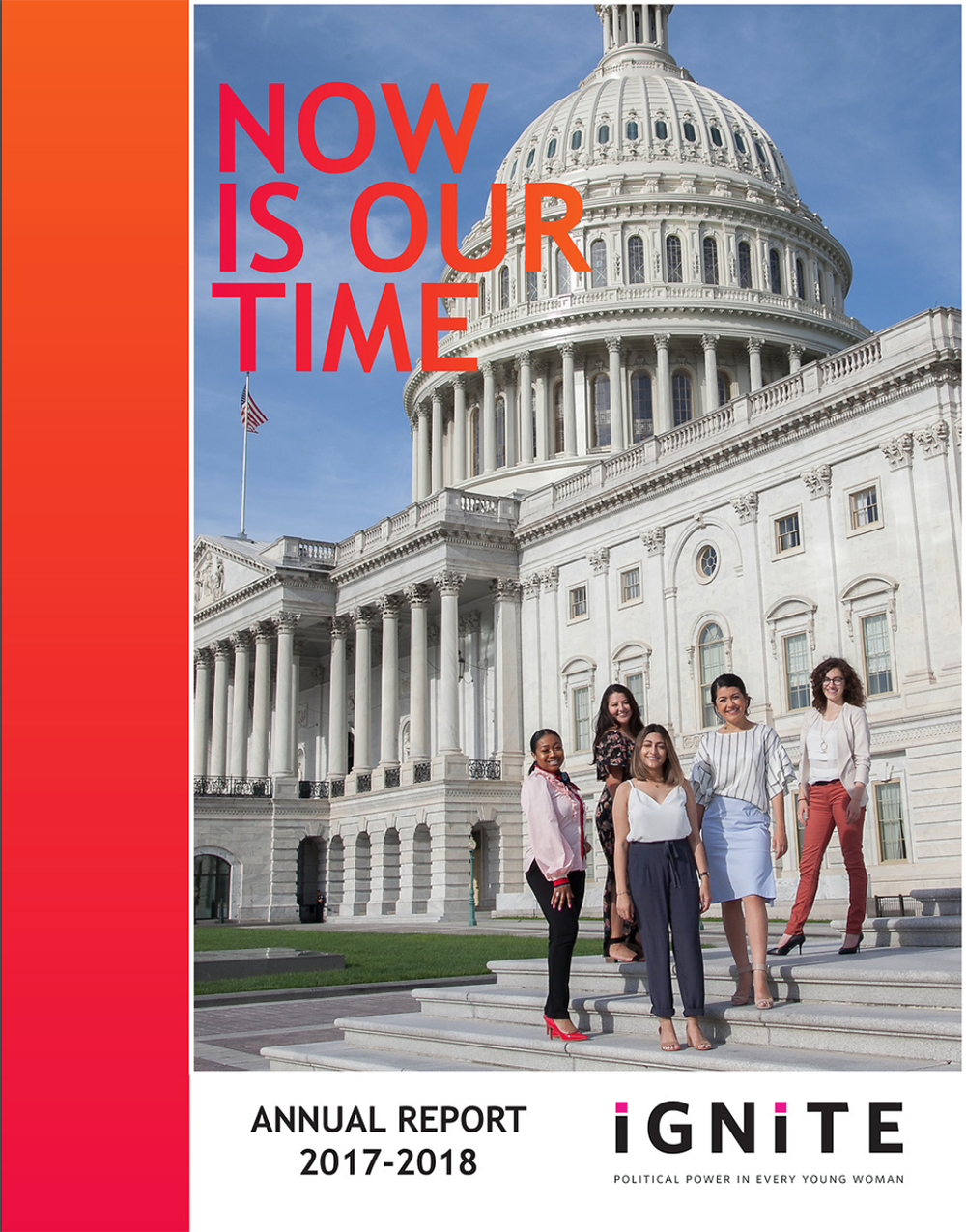 ignite national annual report now is our time