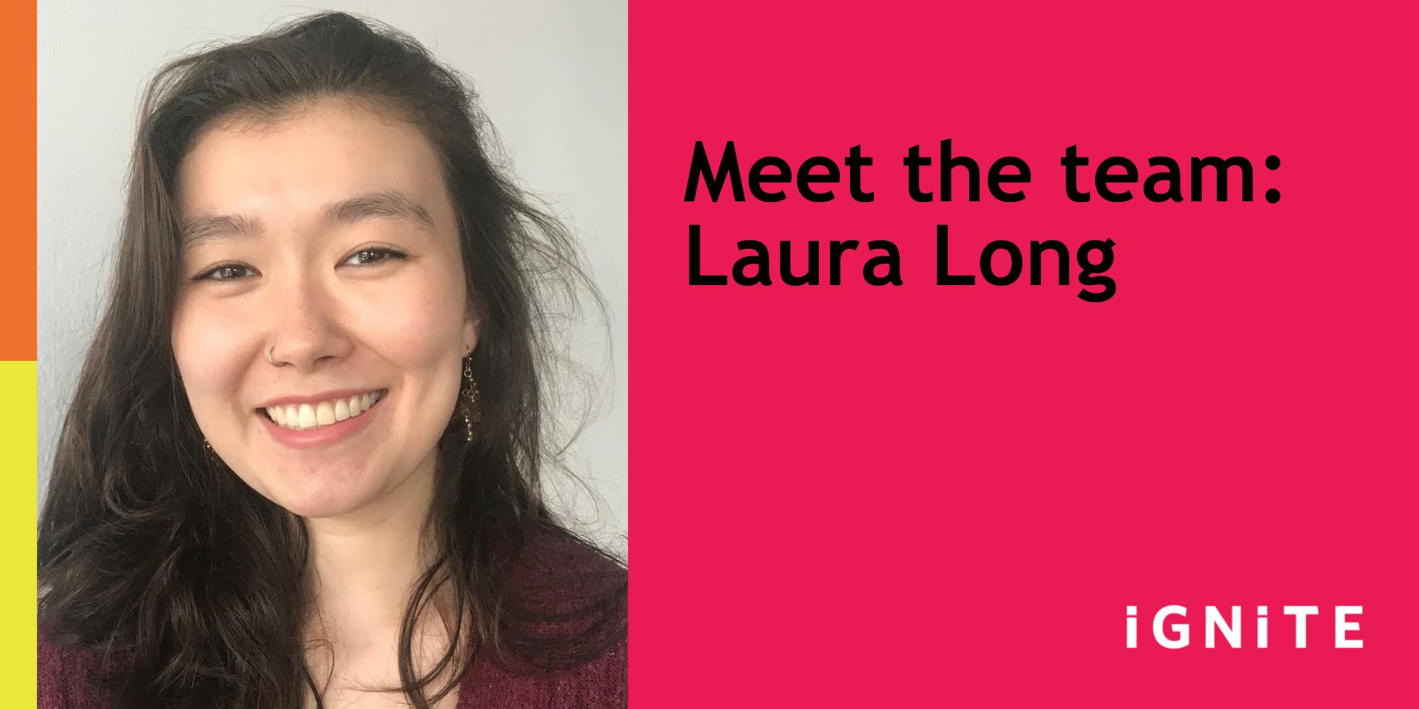 Laura Fukushima Long, Database & Technology Manager